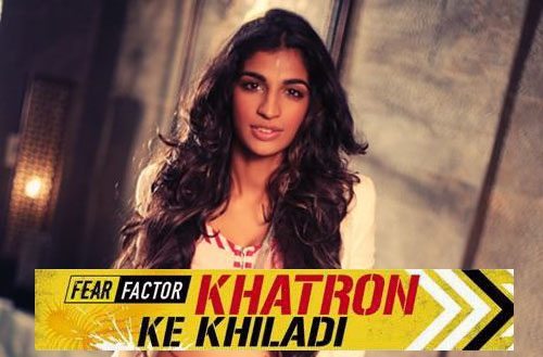 Khatron Ke Khiladi Winner of Season 2 - Anushka Manchanda