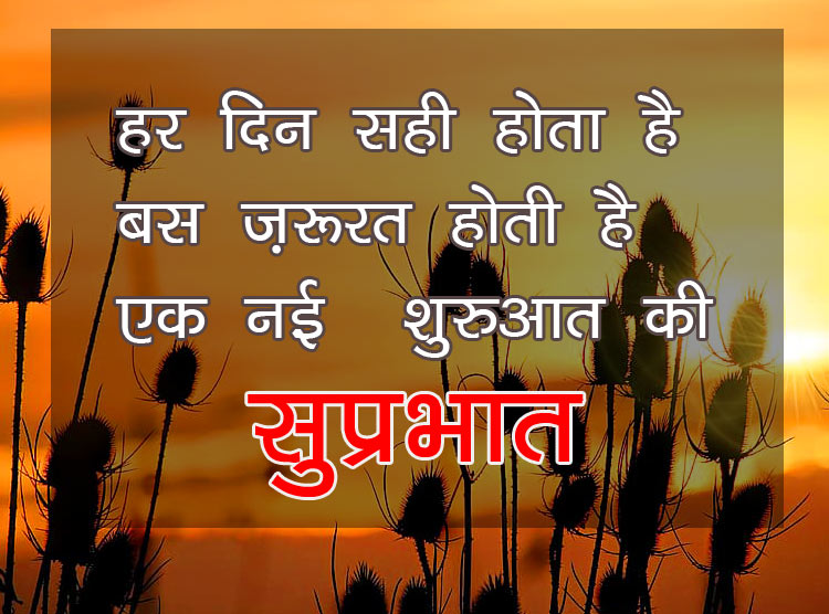 Good Morning image sms for Friends in hindi 5