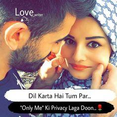 True Love Hindi shayari image for girlfriend 3