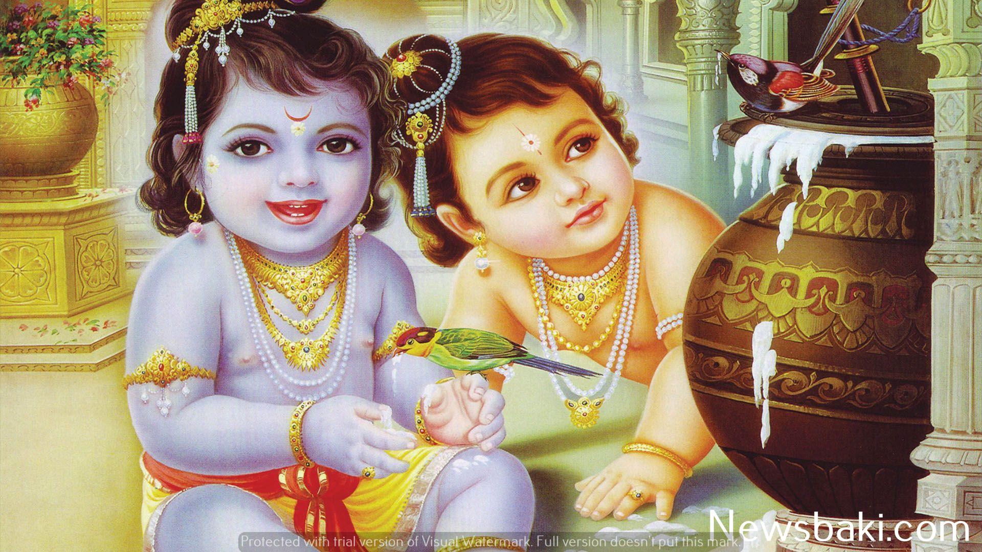 cute baby krishna images download 2