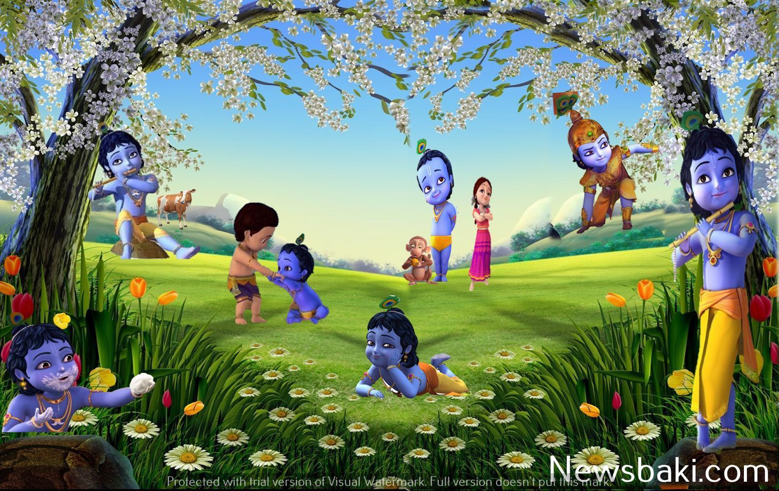 cute baby krishna images download 7