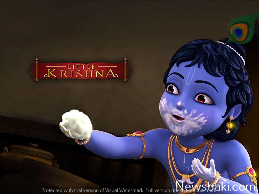 cute baby krishna images hd 2