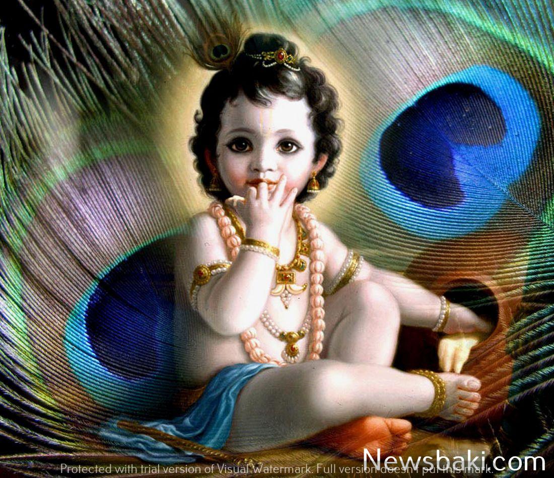 cute little krishna images hd 3
