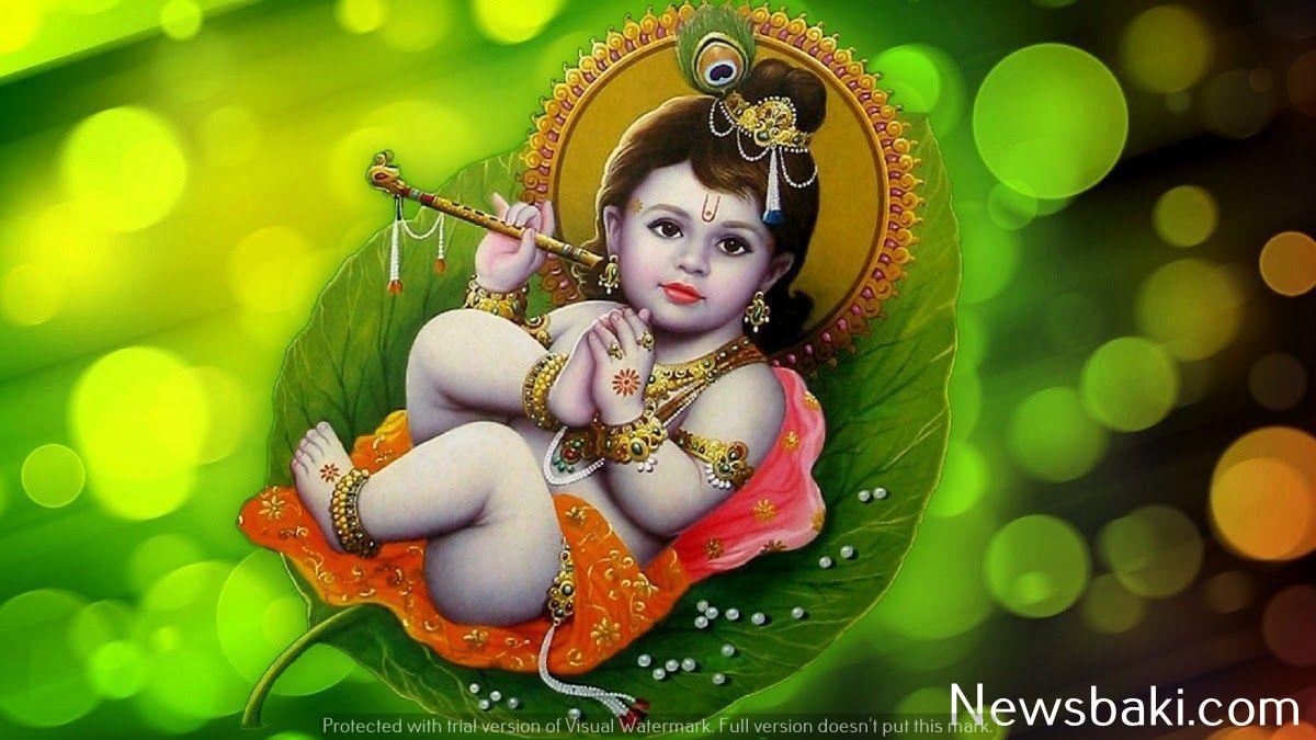 cute little krishna images hd 4
