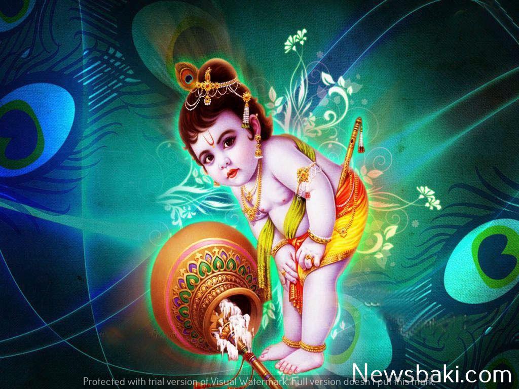 cute little krishna images hd 6