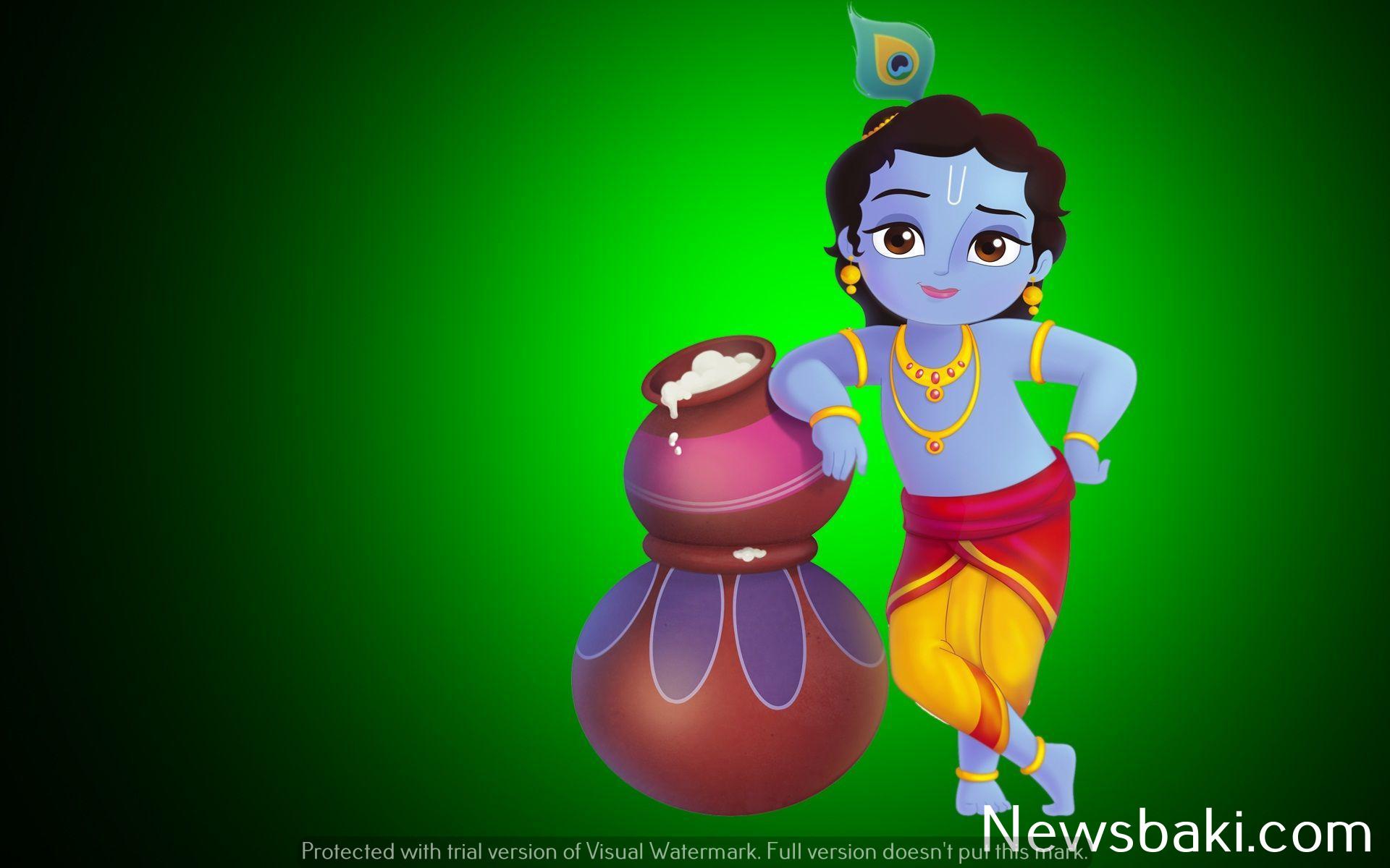 little krishna images for whatsapp dp 1