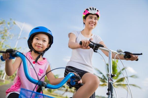 साइकिलिंग को बढ़ावा देने की ऊँचाई में वृद्धि