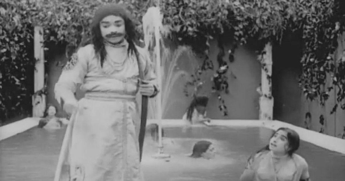 यहाँ वह है जो पहली भारतीय फीचर फिल्म बनाने में गया था