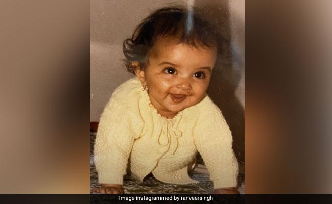 दीपिका पादुकोण जन्म से ही आराध्य रही हैं।  देखिए रणवीर सिंह की फिल्म प्रूफ के लिए