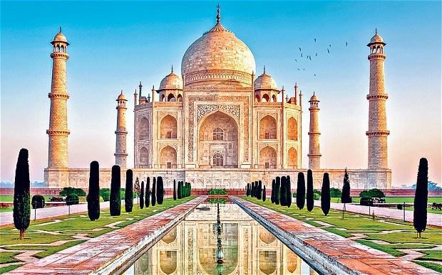 ताजमहल - भारत का चमत्कार