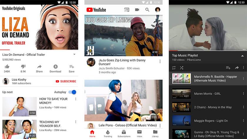 YouTube प्रीमियम Android के लिए सबसे अच्छे ऐप में से एक है