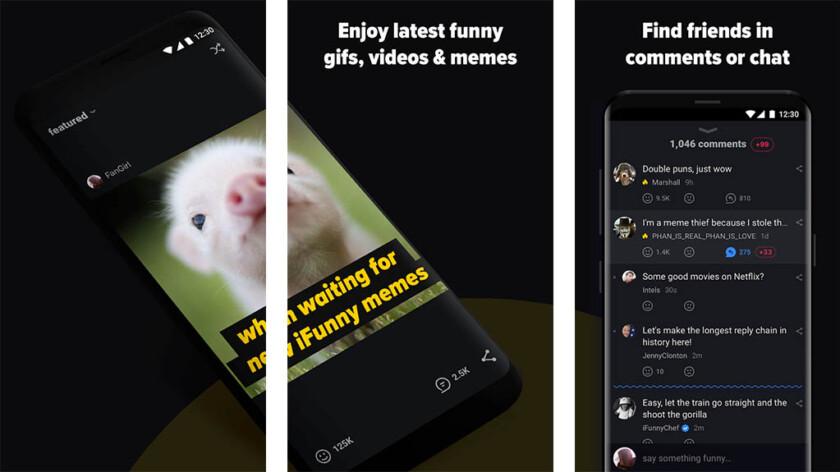 iFunny - Android के लिए सबसे अच्छा अजीब अनुप्रयोग